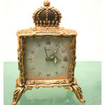 EMES MANTLE CLOCK - Clocks