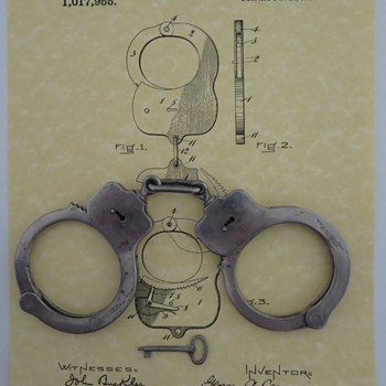 Feb. 20th is National Handcuff Day - Tools and Hardware
