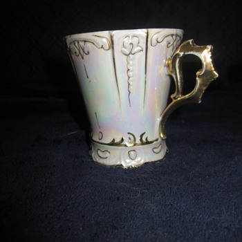 1900's Cup, No Markings??