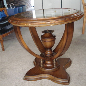 Help me identify my table - Furniture