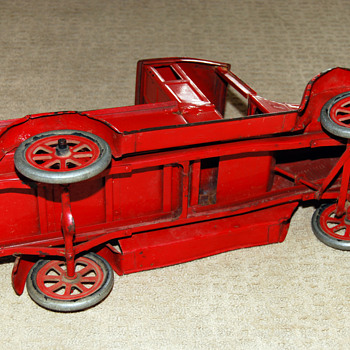 Buddy L toy truck