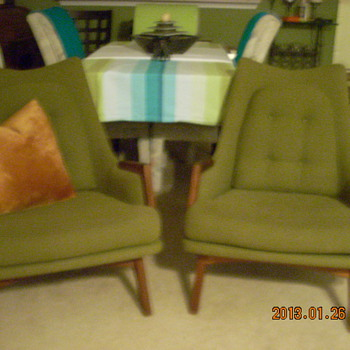 Need ANY info on my favorite FOUND TREASURES...PLS. HELP W/INPUT - Furniture