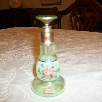 Dauber stopper Perfume bottle