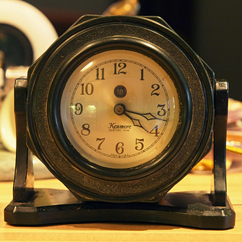 1929 Kenmore (Kodel) Clock, Model unknown