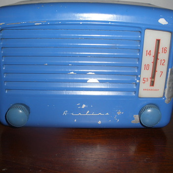 Airline AM radio model 84kr-1520a NEED ADVICE - Radios