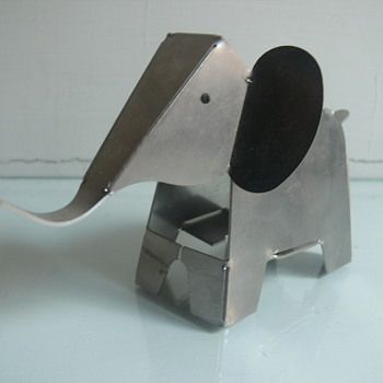 pencil holder ----- elefant
