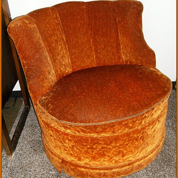 An Old Family Chair - Furniture