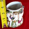 7 point ? crown Capodimonte Cup Vessel