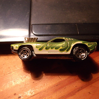 My Contribution to The Hot Wheels on CW