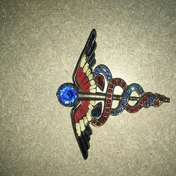 New find - Medals Pins and Badges