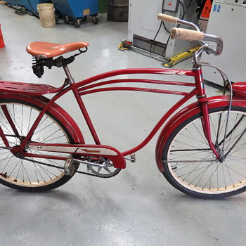 Montgomery Ward Hawthorne bicycle - Sporting Goods