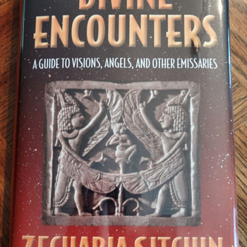 Divine Encounters by Zecharia Sitchin - Books