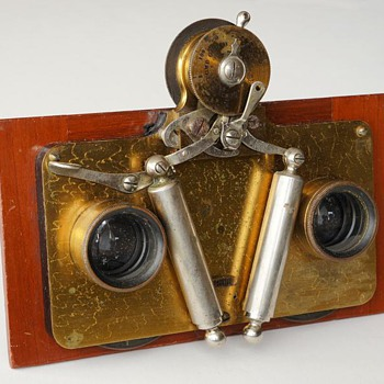 Bausch & Lomb Stereo Shutter, 1898 (the beauty of early camera shutters #3) - Cameras