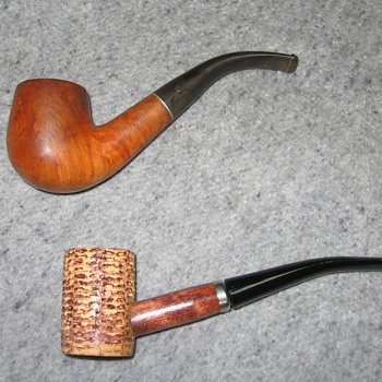 Grandpa's Pipe - Tobacciana
