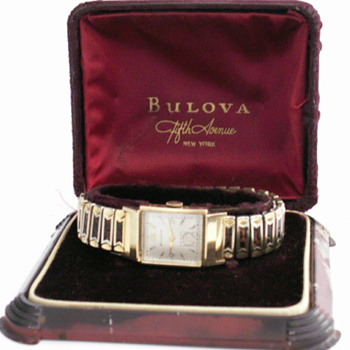 Bulova Fifth Avenue - Wristwatches