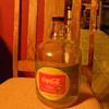 coca cola syrup jug