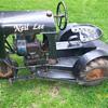 Bantam Trike Amusement Park Tractor Ride