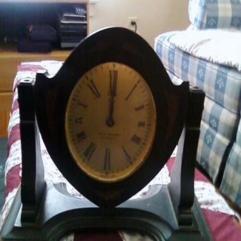 Antique Seth Thomas Mantle Clock - Clocks