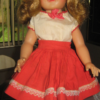 vintage Shirley Temple - Dolls