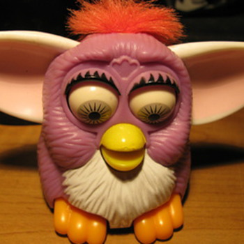 Remember the Furby?