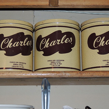 Charlie Chips! - Advertising