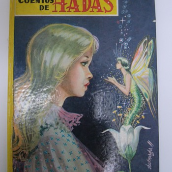 Vintage fairy tale book. - Books