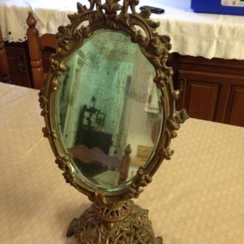 Vanity Tilt Mirror