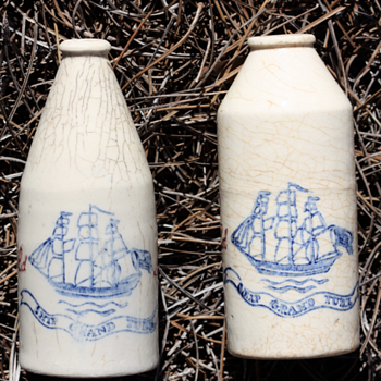 ~~~~Old Spice Stone Ware Bottles~~~~
