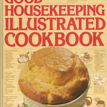 1980 - Good Housekeeping Illustrated Cookbook - Books
