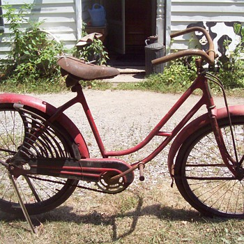 30&#039;s Elgin Bicycle