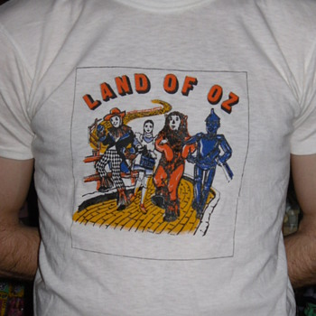 land of oz shirt