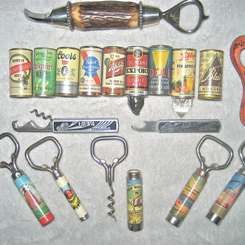 My Bottle Openers