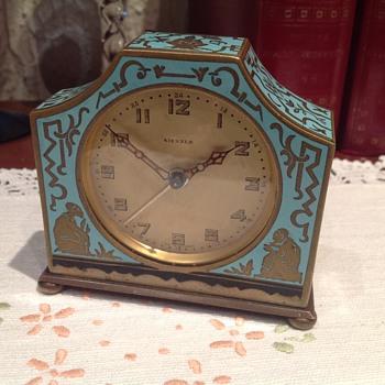 Kienzle 20's alarm clock? Any idea? - Clocks