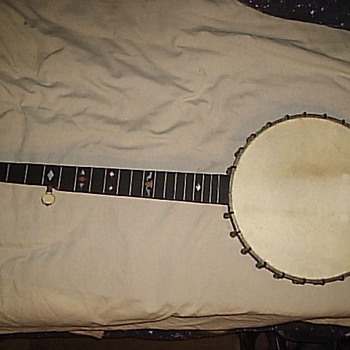 Old 5-string, don't know what kind????????? need help. - Guitars