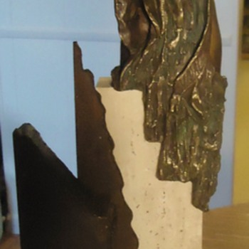 Bronze Woman  by Manuel Vidal,  Beautiful!!! 20 inches tall