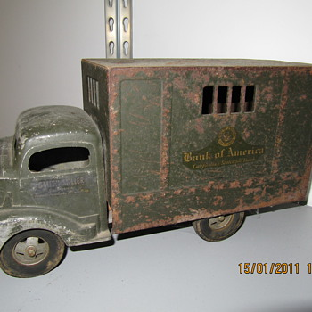 Old Toys/Collectibles - Model Cars