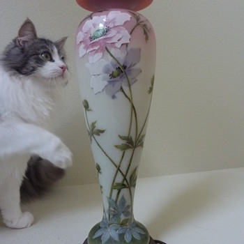 Series 2 Cats and glass - Art Glass