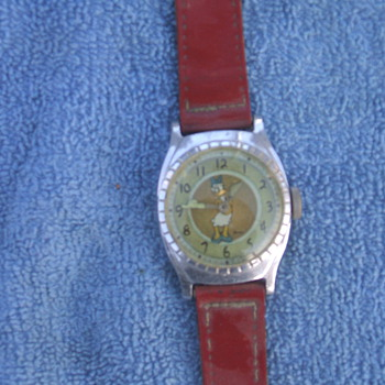 1949 Daisy Duck - Wristwatches