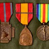 Belgian Victory Medal and Its Companions