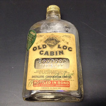 Old Log Cabin Whiskey