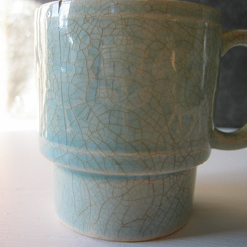 japanese made coffee mug? - Kitchen