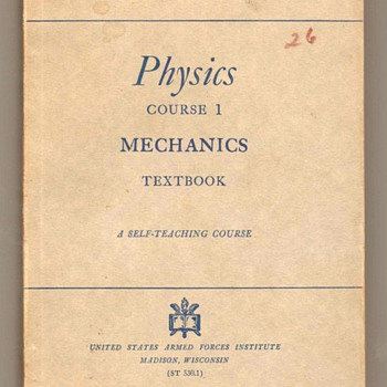US Military Education Manual - Physics