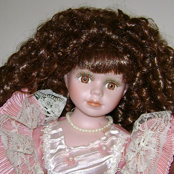 The Rose Collection Doll