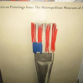 Louis Danziger 1966 LACMA Poster -