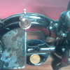 A 200 year old sewing machine that is still in perfect working order!