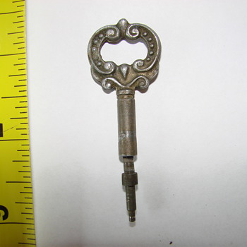 Old Machine Key of some kind