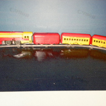 Hafner Train Set - Model Trains