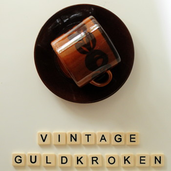 Guldkroken HJO Sweden - China and Dinnerware