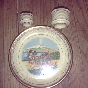 Plate Set - China and Dinnerware