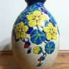 Charles Catteau faience vase - 1941